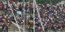 Tribunele stadionului Mahamasina