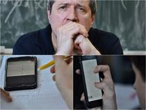 Matematica, predata pe smartphone