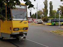 Tramvaie si autobuze in Ploiesti