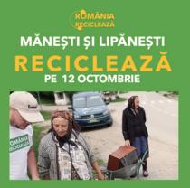 Romania Recicleaza - Manesti si Lipanesti