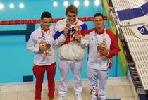 Daniel Cristian Martin (dreapta)