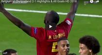 Lukaku, dubla pentru Belgia