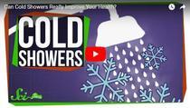 Beneficiile dusului rece pentru organism