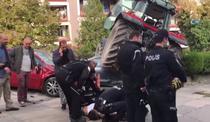 Incident la ambasada israeliana din Turcia