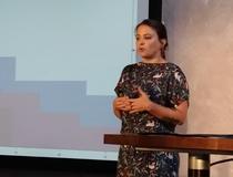 Tereza Iofciu, data scientist mytaxi