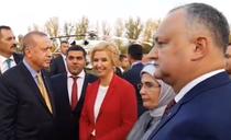 Erdogan si Dodon