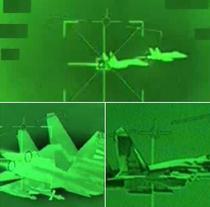 Avion rusesc interceptat de fortele aeriene canadiene