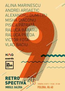 Nag 2018 - Retrospectiva la Imbold, Galeria