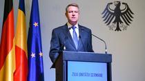 Klaus Iohannis, la Ziua Unitatii Germane