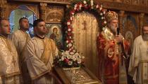 Resfintirea bisericii din Paltinisu