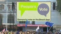 Britanicii vor un nou referendum pe Brexit