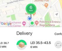 Taxify Delivery