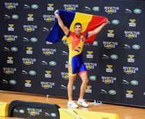 Medalie de bronz la canotaj in sala - Invictus Sydney 2018