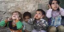 Copii din Yemen
