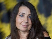 Anca Damian. Copyright Festivalul de Film de la Locarno