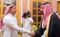 Salah Khashoggi si Mohammed bin Salman