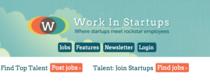 WorkInStartups