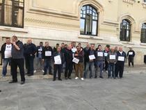 Taximetristi in greva foamei (1)