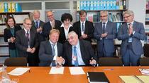Semnare acord cooperare Romania-Norvegia