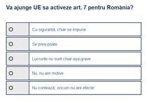 Sondaj Art. 7 Romania