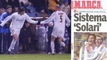 Solari, Zidane si banca tehnica a Realului