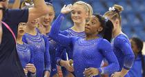 Echipa de gimnastica a SUA