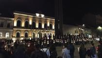 Comemorare Colectiv, la Cluj