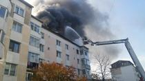 Incendiu Piatra Neamt