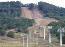 Partie de schi Bistrita