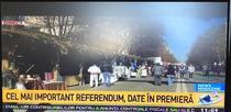 Referendumul, la Antena 3
