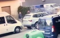 Un sofer a scos cutitul in Timisoara
