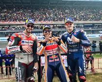MotoGP Podiumul din Thailanda