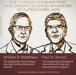 William Nordhaus i Paul Romer