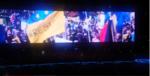 U2 foloseste imagini cu protestele de la Bucuresti