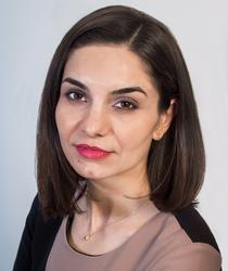 Ileana Gutu, Senior-Manager PwC Romania