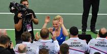 Cehia a cucerit inca o data trofeul Fed Cup