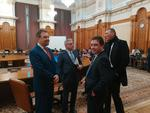 Leonardo Badea și Viorel Ștefan, la audierile ASF