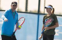 Sven Groeneveld si Maria Sharapova