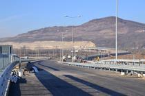 Autostrada A1 langa Deva