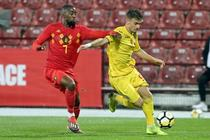 Dragomir (Romania u21) vs Mbenza (Belgia u21)
