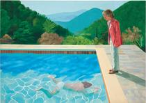 Portrait of an Artist, de David Hockney