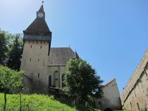 Biserica saseasca de la Biertan