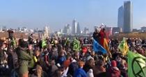 Manifestatii la Londra
