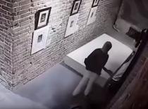Incident la o galerie din Ekaterinburg