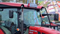 Tractor produs la Reghin