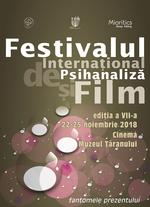 Festivalul International de Psihanaliză si Film 2018