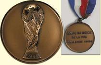 Medalie de bronz CM 1998