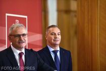 Liviu Dragnea si Mircea Draghici