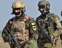 Militari din Romania si R.Moldova