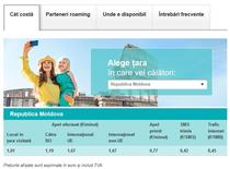 Tarife roaming Vodafone